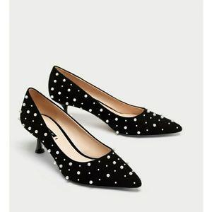 Size 8 zara shoe